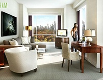 Interior Living Room Design View