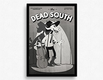 The Dead South Gigposter