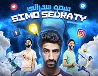 Poster Design Simo Sedraty