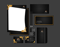 Architecture Firm Stationery