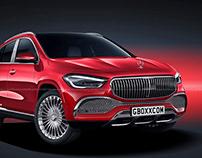 2020 Mercedes-Maybach GLA