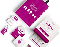 The Bridal Lounge Brand Identity