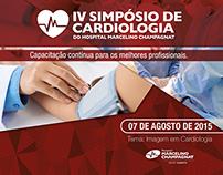 Congresso de Cardiologia - H. Marcelino Champagnat