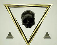 Skull & Droplets