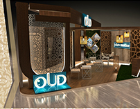 OUD Booth ( Kwait 2018)