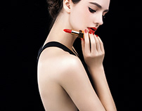 Kiss of color make-up