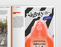 Sighty Magazine | Visual Identity