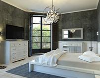 интерьер гостиной,спальни