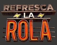 220V BLACK - REFRESCA LA ROLA