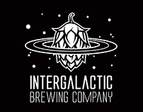 Little Hoppy Planet - Intergalactic Brewing Company