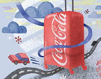 Coca-Cola bags