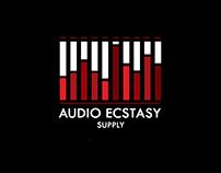 Logotype Audio Ecstasy