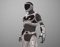 JOHN HALL Project Infinite character