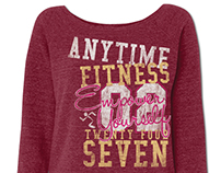 Anytime Fitness Apparel