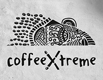 CoffeeXtreme Brand Identity
