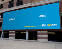 Chuze Fitness Outdoor Campaign