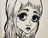 Ink Drawings