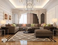 Islamic Living room