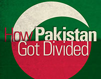 How Pakistan Got Divided - Book Cover