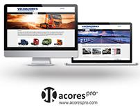 VECOAÇORES // Website