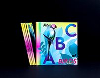 children's book: An ABC of Birds