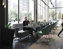 Olaya hotel CAFE