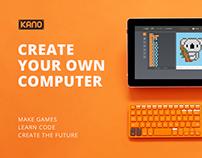 Kano — a computer anyone can make