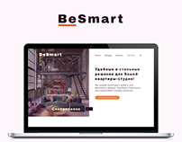 BeSmart - Landing Page