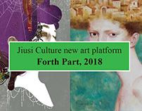 Jiusi Culture New Art Platform 2018, Part four