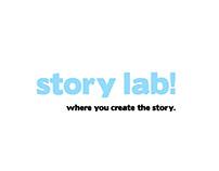 story lab!