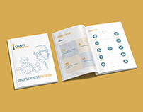 Education Center Catalog Design