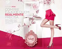 Saloméh Shoes | B-day/Outubro Rosa