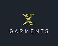 X Garments Identity
