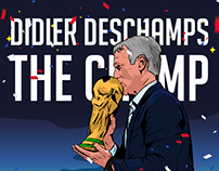 Deschamps's 50th BD - OM
