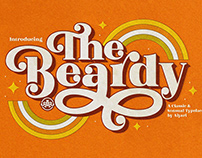 The Beardy - A Classic & Sensual Typeface