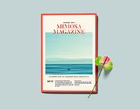 Mimosa | Magazine Template