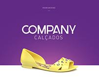Rebranding Company Calçados