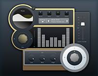 Multi-FX audio plugin design