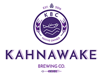 Logo design for brewing company