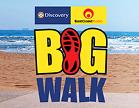 East Coast Radio Big Walk