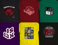 js13kGames t-shirts