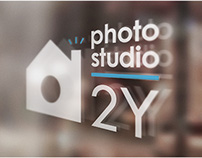 Photo Studio 2Y Logo Design 2015