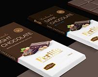 Ferlife Çikolata Ürün Çekimleri ve Ambalaj Tasarımı