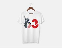 Malaysia Merdeka 63 T-shirt Design