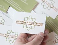 Amanda Bosch Brand design
