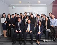 Chụp ảnh nhân sự công ty Hitachi