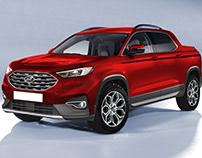 Ford Ranchero Activ & Titanium