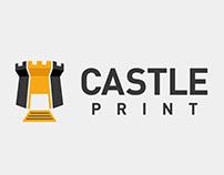 Castle Print - Branding