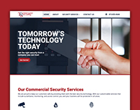 Website Design - Tennessee Security