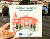 Development plan for Ostrava Poruba in Czechia